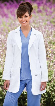 Top 10 Favorite Women's Lab Coats | Midlevel U