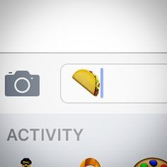 They FINALLY added a taco emoji to the Apple Keyboard. It's about damn time. #Texas by texashumor