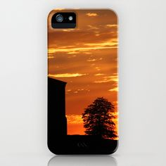Castle Sunset © iPhone & iPod Case by JUSTART - $35.00