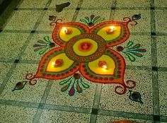Best Mehndi Designs For Different Occasions: Types of Rangoli Designs for festivals