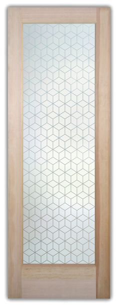 Shop our glass entry doors. Customize your glass doors with a wide variety of quality designs to fit any decor. Start exploring your glass doors options now! Exterior Doors With Glass, Entry Doors With Glass, Glass Doors, Art Deco Borders, Winter Trees, Front Entry, Oak Tree, Frosted Glass, Design