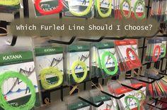 Choosing the right Furled Tenkara LineDRAGONtail Tenkara Choose The Right, Choose Me, Line, Told You So, Things To Sell, Fishing Line