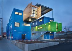 35 Top Shipping Container Home Designs , Do not buy a delivery container till you understand how to insulate the container. In addition, shipping containers are produced to withstand pressure. Container Architecture, Container Buildings, Eco Architecture, Container Houses, Industrial Architecture, Container Home Designs, Shipping Container Office, Shipping Containers, Container Conversions