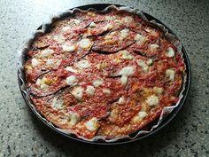 Parmigiana con il piatto crisp