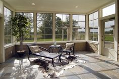 EZ Porch Windows  Traditional Porch Three Season Porches Design, Pictures, Remodel, Decor and Ideas - page 9