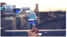 Vinho Azul! Espanhóis desenvolvem a primeira receita azul do mundo