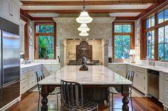 Kitchen idea _ interior design