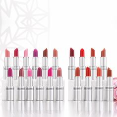 Eeeny Meeny Miney Moe - which colour do your choose........Hydra Brilliance Lippy for just $22.90 20 party perfect shades to choose from