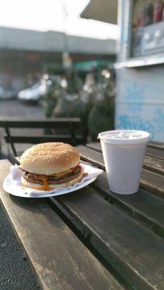 Just burger@brick lane
