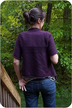 Whisper Cardigan knit by Littlesparrow on Ravelry