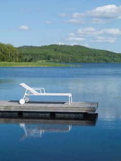 Kettal, 50 years of outdoor design Garden Furniture, Outdoor Furniture, Outdoor Decor, Outdoor Life, Outdoor Living, Enjoy The Silence, Sun Lounger, Summertime, Swimming