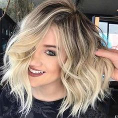 Are you going to balayage hair for the first time and know nothing about this technique? Or already have it and want to try its new type? We've gathered everything you need to know about balayage, check! Ombre Hair Color, Hair Color Balayage, Balayage Ombre, Short Balayage, Balayage Hairstyle, Haircolor, Wig Hairstyles, Straight Hairstyles, Everyday Hairstyles
