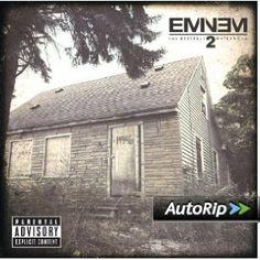 Marshall Mathers LP 2 (Eminem's new album) £9.99