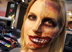effetti speciali mostri make up - Cerca con Google