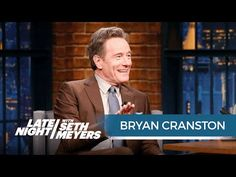 Late Night with Seth Meyers: Bryan Cranston's Trip to a Nudist Colony