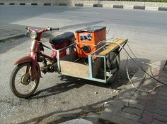 Now this is a money maker.                            Got my new welding rig on the road-weldrig.jpg