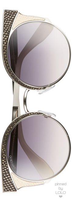 Jimmy Choo 'Ora' 51mm Cat Eye Sunglasses   LOLO❤