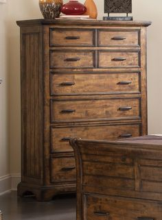 Coaster Elk Grove Chest Collection - 203895 #coasterfurniturebrown
