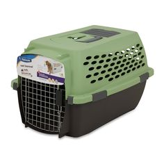 Petmate Fashion Vari Kennel, 10-20lbs, Dark Pink/Black * Find out more details by clicking the image : All pet supplies