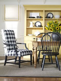Inspiration for your Dining Room, season in & season out!