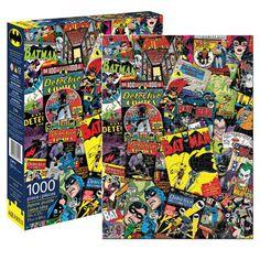 Batman DC Comics Collage 1,000-Piece Puzzle