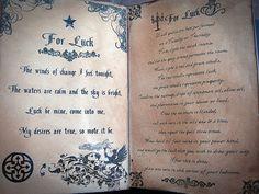 A Bit of Serendipity Blog by Kathy Jacobson. Spellslucktwo