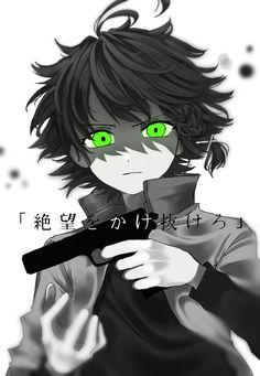 Browse Daily Anime / Manga photos and news and join a community of anime lovers! Norman, Manga Anime, Villain Deku, A Silent Voice, Dark And Twisted, Estilo Anime, Anime Angel, Tsundere, Manga Characters