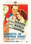 The Barretts Of Wimpole Street (1934). Elizabeth Barrett's tyrannical father has forbidden any of his family to marry. Nevertheless, Elizabeth falls in love with the poet Robert Browning.