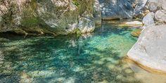 ΠΡΟΟΡΙΣΜΟΙ | Τα ωραιότερα φαράγγια της Ελλάδας Greece, Water, Outdoor Decor, Travel, Instagram, Forests, Globe, Crete, Greece Country