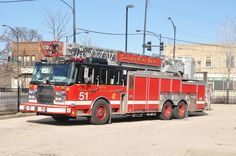 Chicago, IL Truck 51