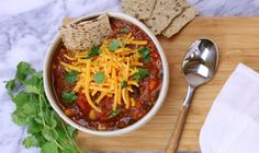 Quinoa and Black Bean Chili - Daiya Foods, Deliciously Dairy-Free Cheeses, Meals & More
