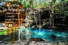 San Antonio Mulix a 50 min de Mérida Yucatán  Informes en aldea.mulix@hotmail.com Telf/whatsapp 9992163155 #Cenotes #AldeaMaya #Mulix #YucatanTravel #YucatanPeninsula