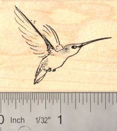 Small Hummingbird Rubber Stamp >>> Check this awesome product by going to the link at the image.
