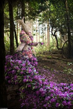 The Last Dance Of The Flowers marks the next stage in the final chapter of Kirsty's Wonderland project