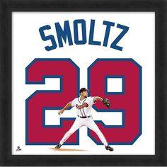 John Smoltz Atlanta Braves Uniframe - $79.99