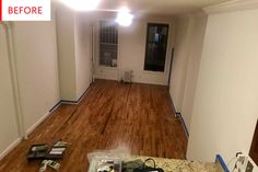 Before and After: 280 Square Feet Never Looked So Good
