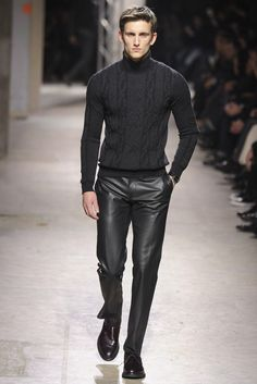 Hermès Men's RTW Fall 2014 - Slideshow - Runway, Fashion Week, Fashion Shows, Reviews and Fashion Images - WWD.com