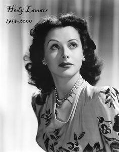 Hedy Lamarr la scenziata