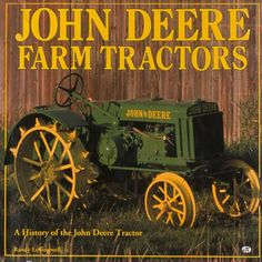 John Deere -- so reminds me of my grandmother.