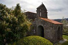 La Iglesia Más Antigua de Galicia: Santa Comba (Bande)