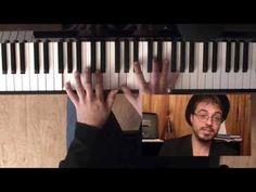 Comme un boomerang (Gainsbourg) Piano Débutants - Episode 4 (Part 1/2) - YouTube