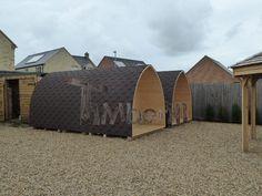 Barrel sauna Garden Ideas Uk, Barrel Sauna, Saunas, Lithuania, Far Away, More Pictures, Firewood, Backyard, Patio