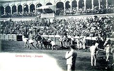 rodolfo gaona torero | Postales antiguas de Toros, Toreros y Plazas: Arrastre