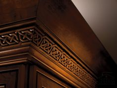 Celtic Knot Crown Molding