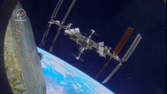 Docking with the ISS