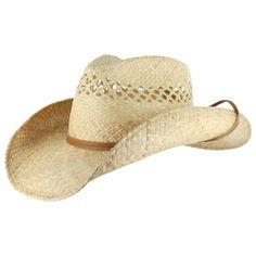Stetson Bridger Straw Hat