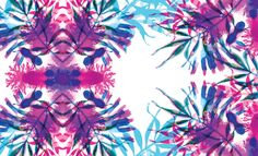 Textile design on Behance