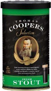 Coopers Brewmaster Selection Irish Stout No Boil Home Brew Beer Kit . $22.22. Kit includes can of hopped malt with yeast and instructions only. Sugar, dextrose, brew enhancer, carbonation drops and other optional items are sold separately.