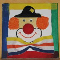 Imagini pentru clown malen