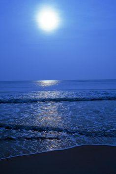Blue Sunrise Photograph by Al Hurley, Fine Art America